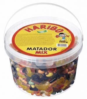 Haribo Matador Mix 2,5 Kg