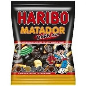 Haribo Matador Mix Dark 350 g