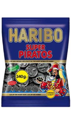 Haribo Super Piratos 340 g