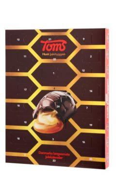 Toms Skildpadde julekalender